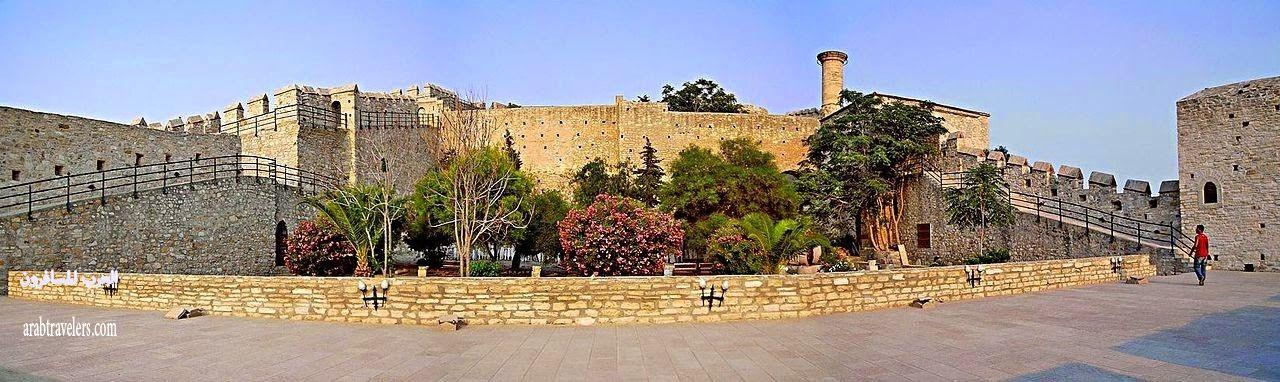 مدينة النوافير العثمانية