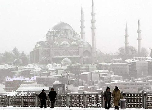 اسطنبول العاصمة السياحية