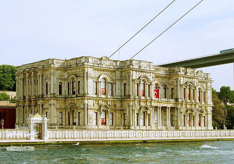 قصر بيلربي الحضارة العثمانية