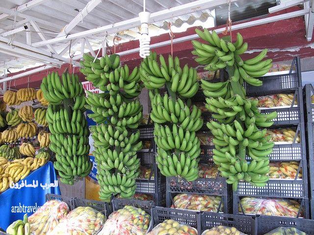 تشتهر أنامور بإنتاج الموز والفول السودانى