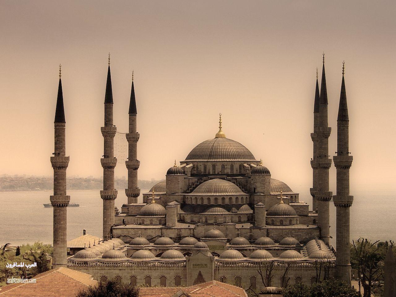 مساجد إسطنبول ذات الطراز الفني الجميل