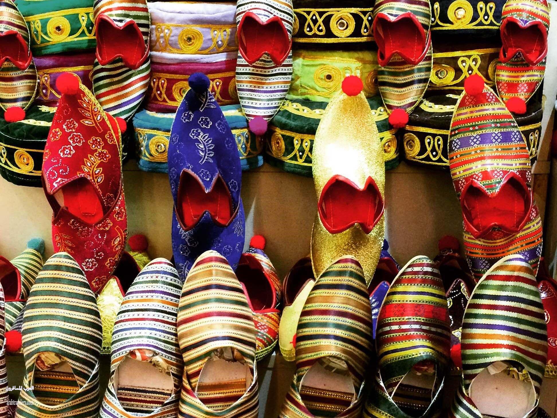سوق أراستا للمشغولات اليدوية