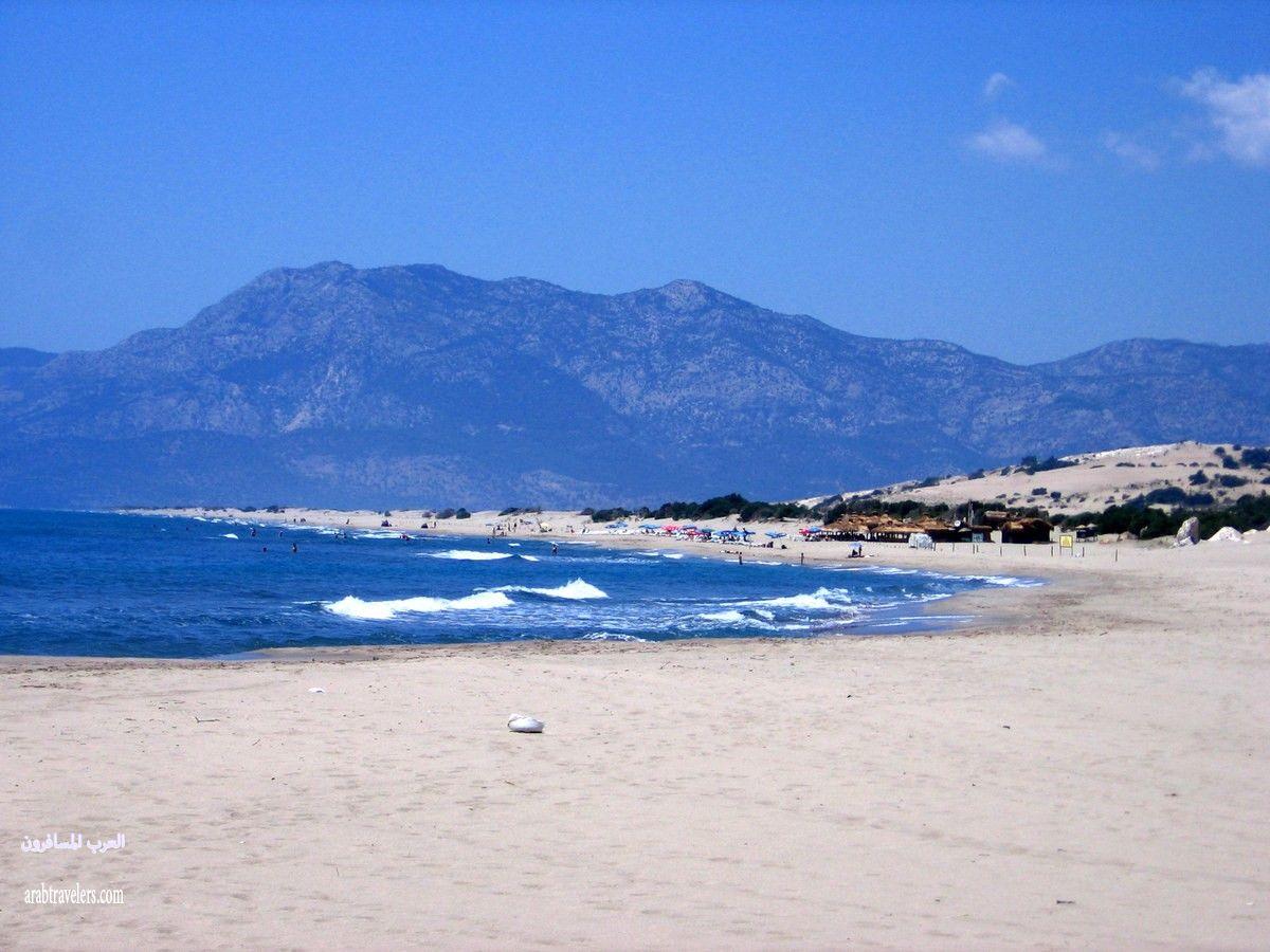 ساحل ليكيا من أجمل الشواطئ في العالم