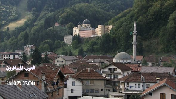 من اروع مناطق البوسنه