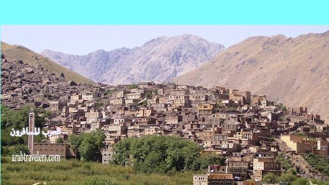 المغرب قرية امليل