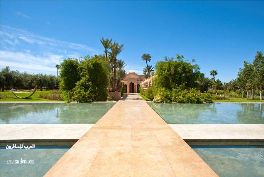 قصر ناماسكار في مراكش