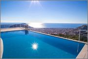 فيلات فخمة في تركيا ذات إطلالة خيالية على البحر و الجبال