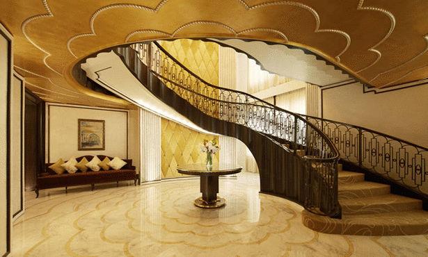 أغلى جناح فندقي في العالم بأبوظبي 105478 المسافرون العرب