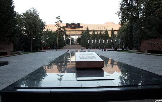 مدينة التفاح في كازاخستان 122997 المسافرون العرب