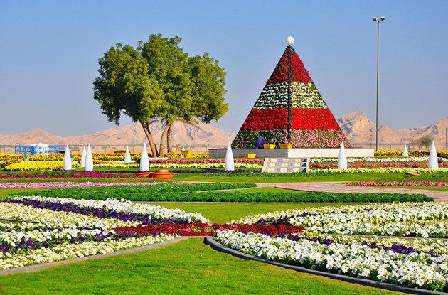 126263 المسافرون العرب معالم الجذب السياحي في العين