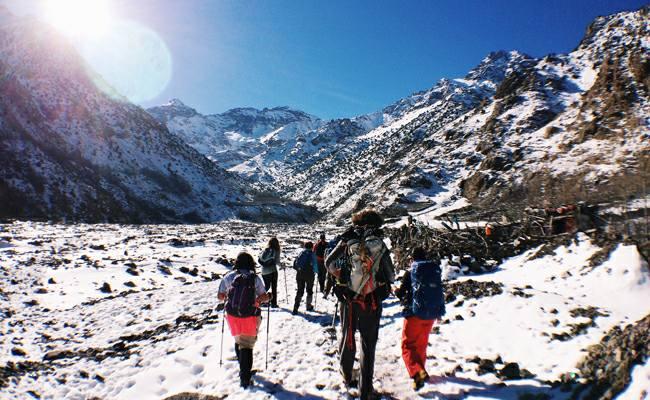 جبل #توبقال في #المغرب ️ - أعلى قمة فيّ شمال... | المسافرون العرب