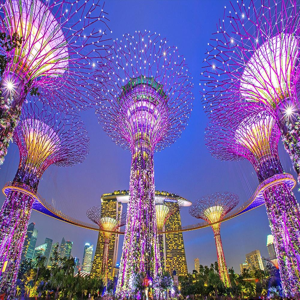 اماكن ساحرة في سنغافورة 212978 المسافرون العرب