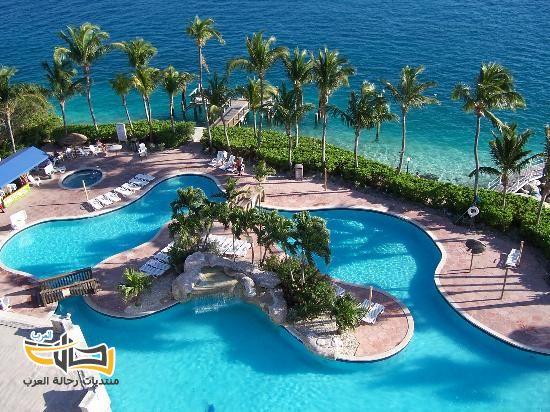معلومات وصور سياحية عن جزر الباهاما 26107 المسافرون العرب