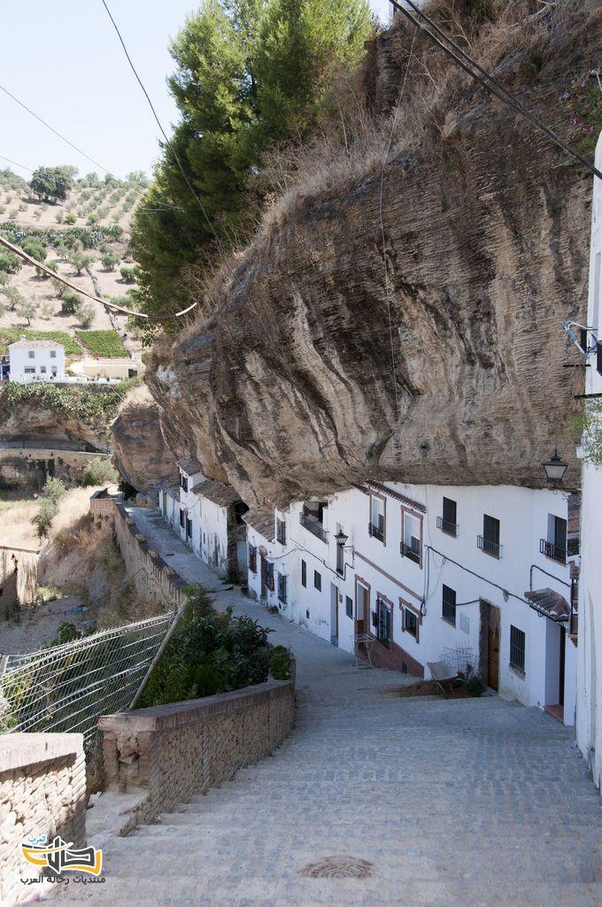 سيتينيل دي لاس بودوغاس الاسباية صور و تفاصيل عن Setenil de las Bodegas-26135