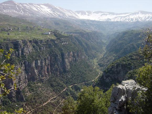 278703 المسافرون العرب وادي قاديشا