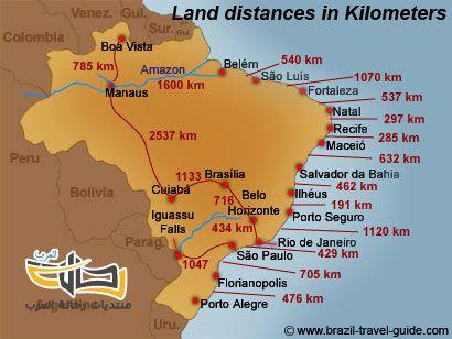 اهم المعالم السياحية في البرازيل 3026 المسافرون العرب