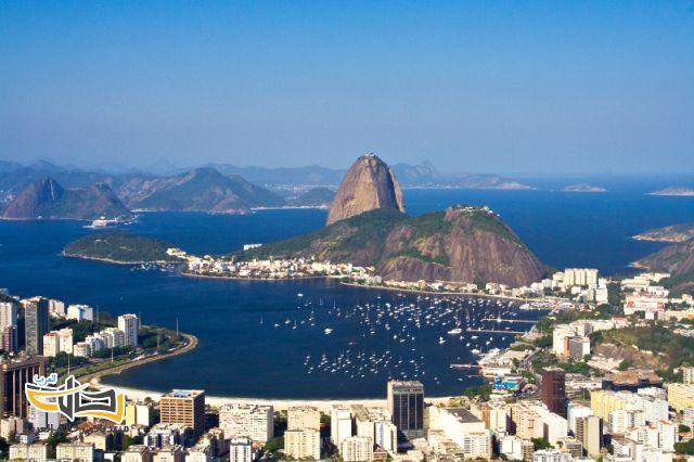 اهم المعالم السياحية في البرازيل 3028 المسافرون العرب