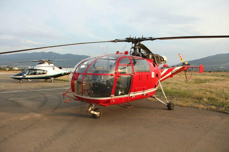 312839 المسافرون العرب مفاجأة الصيف : رحلات سياحية بالطائرات الهليكوبتر في جميع انحاء جورجيا