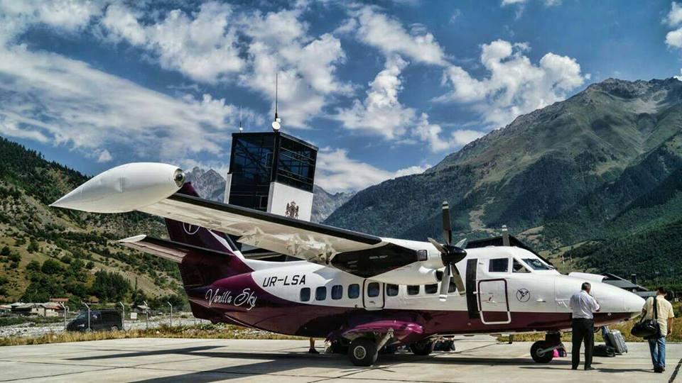 312842 المسافرون العرب مفاجأة الصيف : رحلات سياحية بالطائرات الهليكوبتر في جميع انحاء جورجيا