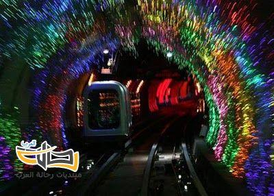 نفق البند السياحي في شانغهاي اجمل صور لنفق شنغهاي الصيني 3161 المسافرون العرب