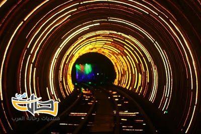نفق البند السياحي في شانغهاي اجمل صور لنفق شنغهاي الصيني 3162 المسافرون العرب
