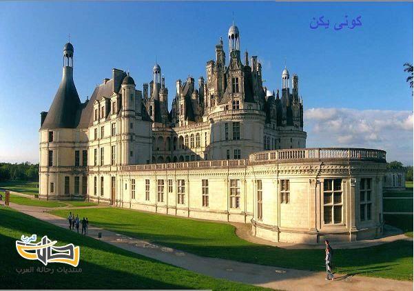 قصر شامبور الفرسي معلومات و صور قصر شامبور-3408