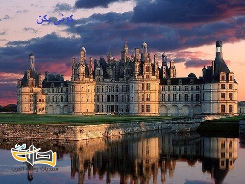 قصر شامبور الفرسي معلومات و صور قصر شامبور-3412