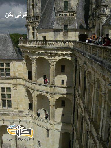 قصر شامبور الفرسي معلومات و صور قصر شامبور-3414