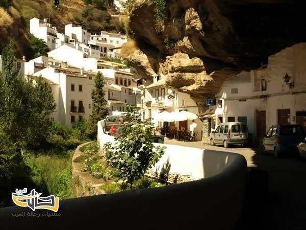 سيتينيل دي لاس بودوغاس الاسباية صور و تفاصيل عن Setenil de las Bodegas-3470