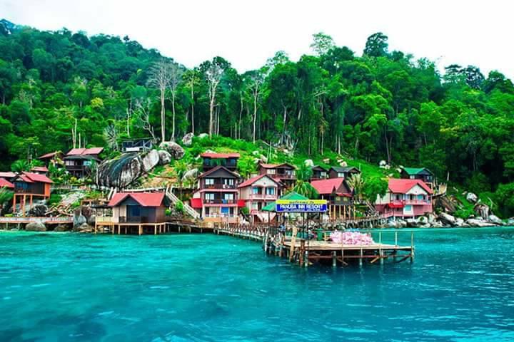 357147 المسافرون العرب السياحة في ماليزيا واندونيسيا