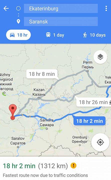 الناس اللى فاكرة انها هتسافر روسيا ذهاب وعودة... 379423 المسافرون العرب