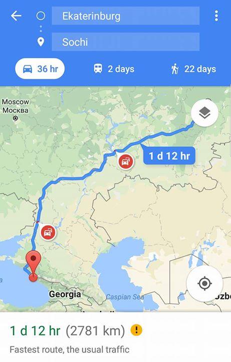 الناس اللى فاكرة انها هتسافر روسيا ذهاب وعودة... 379424 المسافرون العرب