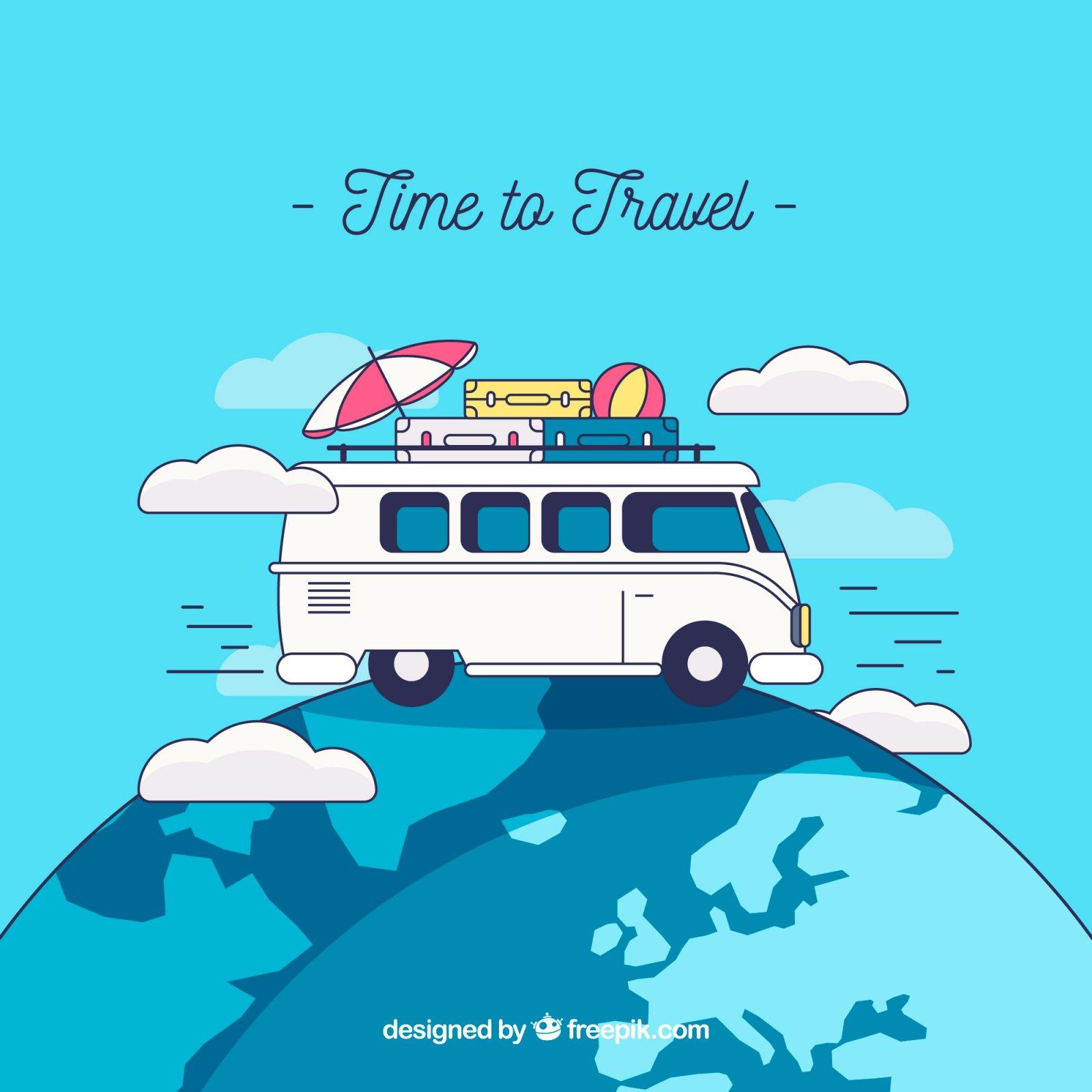 مغامرات حول العالم سافر و اقضي اجمل اوقاتك في تجارب جديدة لك كليا