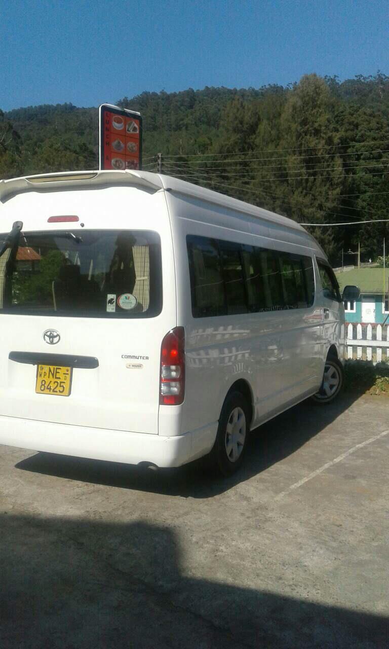 387996 المسافرون العرب احذروا من السائق الخاص بسريلانكا