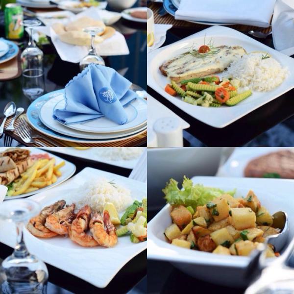 مطعم فيروز قاردن 399789 المسافرون العرب