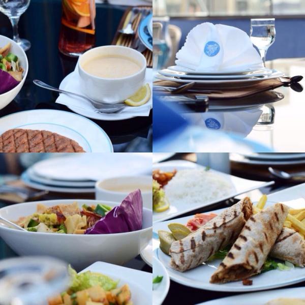 مطعم فيروز قاردن 399790 المسافرون العرب