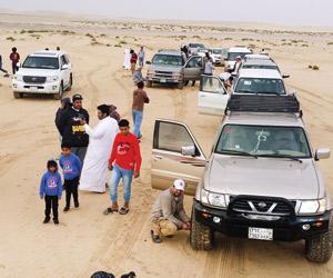 تلفريك وبحيرتان بمتنزه في الواحة 408325 المسافرون العرب