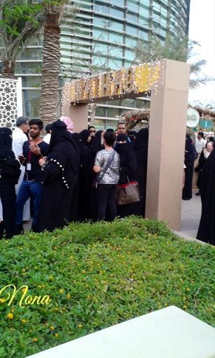 تقرير مميز عن مهرجان مذاق 408429 المسافرون العرب