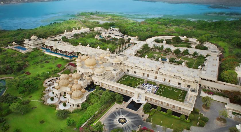 410753 المسافرون العرب أفضل و أفخم فندق في الهند والمناسب جدا للعوائل و بتصنيف 9.7 The Oberoi Udaivilas Uda