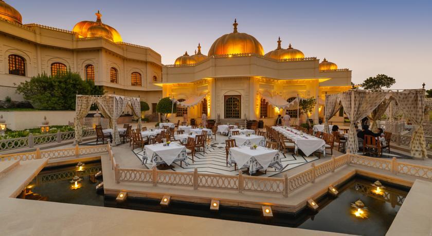 410756 المسافرون العرب أفضل و أفخم فندق في الهند والمناسب جدا للعوائل و بتصنيف 9.7 The Oberoi Udaivilas Uda