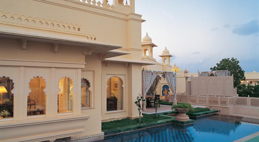 410757 المسافرون العرب أفضل و أفخم فندق في الهند والمناسب جدا للعوائل و بتصنيف 9.7 The Oberoi Udaivilas Uda