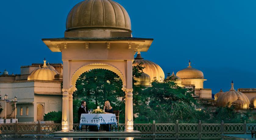 410758 المسافرون العرب أفضل و أفخم فندق في الهند والمناسب جدا للعوائل و بتصنيف 9.7 The Oberoi Udaivilas Uda