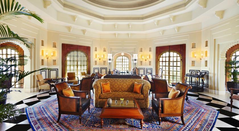 410759 المسافرون العرب أفضل و أفخم فندق في الهند والمناسب جدا للعوائل و بتصنيف 9.7 The Oberoi Udaivilas Uda