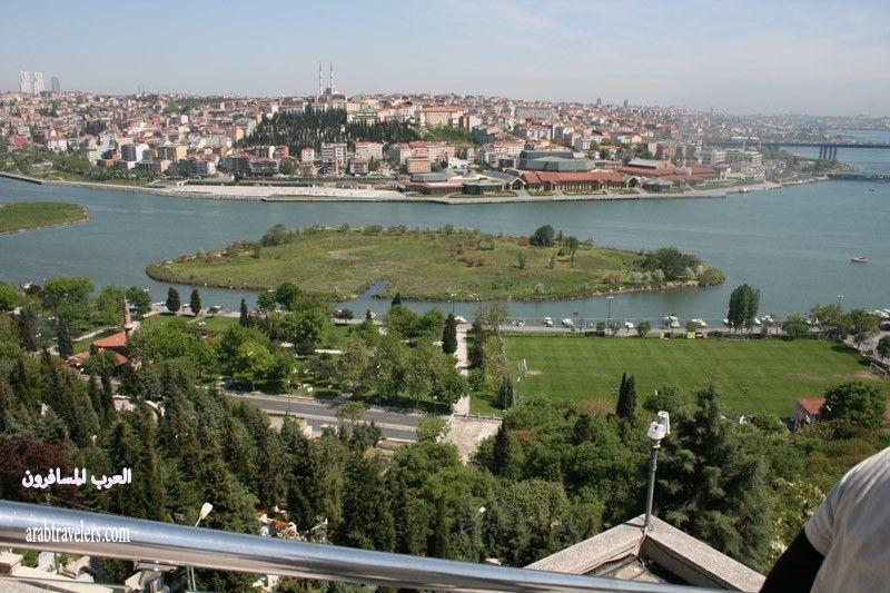 منطقة السلطان أيوب في إسطنبول منبع التاريخ 411020 المسافرون العرب