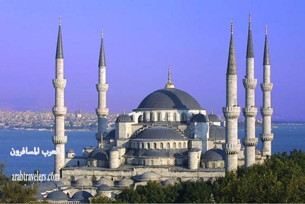 منطقة السلطان أيوب في إسطنبول منبع التاريخ 411021 المسافرون العرب