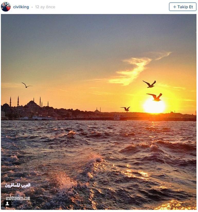 مدينة إسطنبول اجمل مدن العالم 411025 المسافرون العرب