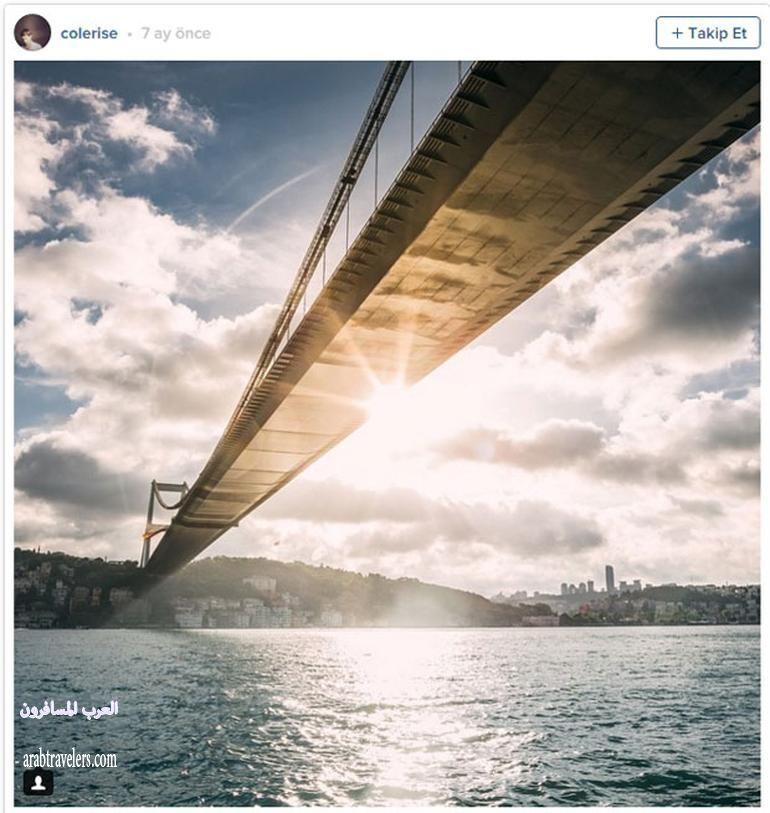 مدينة إسطنبول اجمل مدن العالم 411026 المسافرون العرب