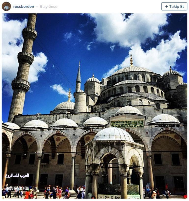 مدينة إسطنبول اجمل مدن العالم 411027 المسافرون العرب