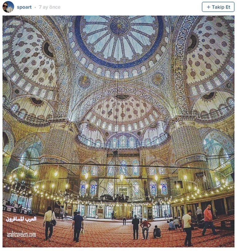 مدينة إسطنبول اجمل مدن العالم 411028 المسافرون العرب