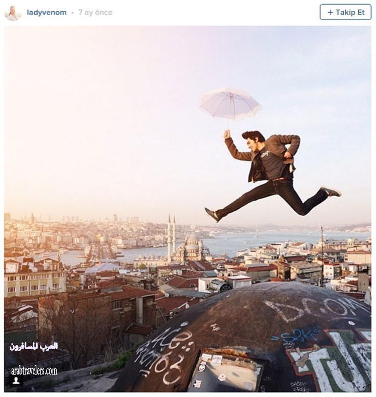 مدينة إسطنبول اجمل مدن العالم 411029 المسافرون العرب
